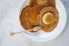 Home – Living the Green Life Pancakes, French Toast, Breakfast, Snacks, Food, Morning Coffee, Crepes, Pancake, Meals