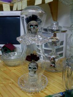 Skull totem (Rubiann) ❤