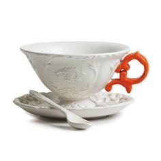 Tazzina da tè I-wares di Selab per Seletti