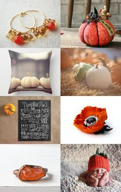 November pumpkin by Marien #Abeillia #Fichate #treasuries #etsy #pumpkin #november