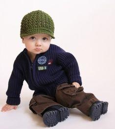 cute boy hat!!