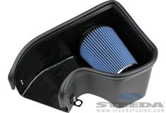 Steeda Ford Fusion EcoBoost Cold Air Intake (13-14) 555-3174 - Free Shipping!