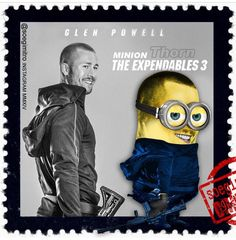 The Expendables 3 Minions ~ Thorn 3 Minions, Minions Quotes, Expendables 3, Despicable Me 2, Fantasy Comics, Firefly Serenity, Comic Movies, 2 Movie, Disney Quotes