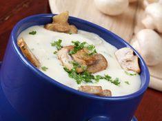 How to Freeze Cream of Mushroom Soup thumbnail Low Sodium Diet, Low Sodium Recipes, Freezer Cooking, Freezer Meals, Creamed Mushrooms, Stuffed Mushrooms, Salt Free Recipes, Freeze Cream, Cream Soup