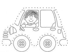 atividades de coordenação motora grossa cubra o carrinho                                                                                                                                                                                 Mais