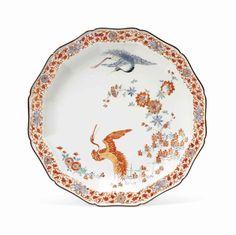 A Fine Kakiemon Dish