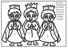 Kindergarten, Religion, Dory, Preschool, Comics, Winter, Fictional Characters, Printables, Skin Colors
