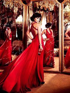 Penelope Cruz for 2013 Campari Calendar