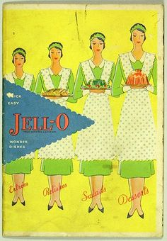 Jell-O Wonder Dishes