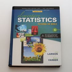Elementary statistics 12th edition by mario f triola pdf free details about elementary statistics picturing the world 6th edition pdf fandeluxe Choice Image