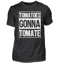 Tomaten werden Tomaten Geschenk T-Shirt Basic Shirts, Tees, Mens Tops, Fashion, Tomatoes, Presents, Moda, T Shirts, Fashion Styles