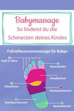 Mit dieser Massage kannst deinem Kind etwas Gutes tun!