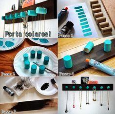 Maior de Idade: DIY: Ideias para decorar e organizar seu quarto!