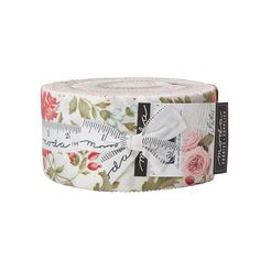 Moda Rue 1800 Jelly Roll - 40 Quilt Fabric Strips by 3 Sisters Cotton Quilts, Cotton Fabric, Jelly Roll Patterns, Hancocks Of Paducah, Fabric Strips, Charm Pack, Fabric Design, Favorite Color, Sisters