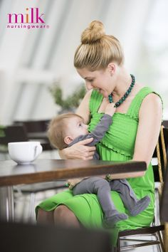 I definitely recommend Milk Nursingwear for any stylish, on-the-go breastfeeding mama! Visit lancar123.tk for more great nursing wear styles, nursing bras and accessories. Also, they are having a great end of season sale where select items are 40% off!