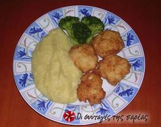 Great recipe for Cod fish in batter. Cod fish in batter, either whole or in patties. Recipe by Elefteria Salted Cod Fish Recipe, Cod Fish Recipes, Batter Recipe, Greek Recipes, Fish And Seafood, Tapas, Food To Make, Yummy Food, Homemade