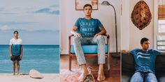 A Sneak Peek at New Dyed Tees from Salvage Public - Lei Chic - September 2014 - Honolulu, HI
