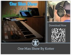 Checkout Trip Hop hot new single by Kotter from the hot EP One Man Show on iTunes now https://itunes.apple.com/us/album/one-man-show-ep-ep/id701099898 get your copy today. Also, find out more about Kotter follow him on Twitter https://twitter.com/THEKOTTER and become a fan on Facebook https://www.facebook.com/pages/Kotter/181969378516532