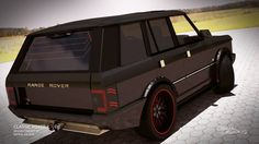 Range Rover Classic, Steam Tractor, Lifted Trucks, Motor Car, Offroad, Range Rovers, Old School, 4x4, Vehicles