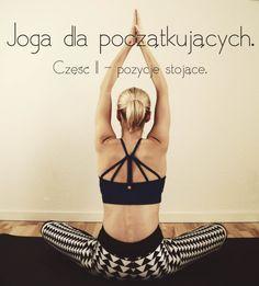joga dla początkujących Yoga Fitness, Health Fitness, Yoga Routine, Sport, Jogging, Pilates, Exercise, Poses, Workout
