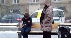 ¿Sos solidario o sólo decís que lo sos? ¿Qué harías si ves a un nenito pasando frío en la calle?