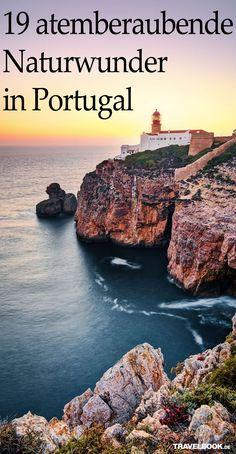 10 atemberaubende Naturwunder in Portugal – http://www.travelbook.de/europa/atemberaubende-naturwunder-in-portugal-631617.html