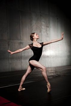 Dev's favorite ballerina of this generation.  She says while she doesn't have as good of extension as Zakharova, she's a MUCH better actress.