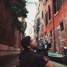 Amado staying creative in Italy #terasulife #welcometoterasu