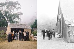 Rolling Hills California Wedding at The Roth Ranch in Mendocino