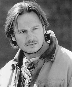 The handsome Liam Neeson, my very favorite actor