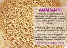 #Amaranto: proprietà, benefici e impieghi in cucina