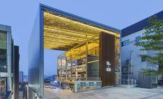Tune in: Hyundai Card Music Library opens in Seoul | Architecture | Wallpaper* Magazine