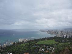 #Hawaii - #DiamondHead