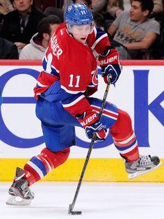Brendan Gallagher (Canadiens de Montréal)