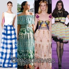 Mosokawas - Fashion Reviews Four Ladies Mosokawas Look: #festajunina Photos: 1- @houseofherrera; 2- @temperleylondon; 3- @ellefanning wearing @gucci (Regram Fashioninsta); 4- Betsey Johnson #mosokawas #lookdodia #lookoftheday #moda #estilo #style #insta #fashion #pinterest #ootd #outfit #outfitoftheday #instafashion #temperleylondon #ellefanning #gucci #fashioninsta #carolinaherrera #party #festajunina #betseyjohnson #festa #june #junho #brasil #brazil #festatipica #festival #saojoao