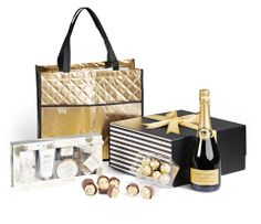 Golden Glow Hamper - Year End Gifts http://www.ignitionmarketing.co.za/year-end-gifts
