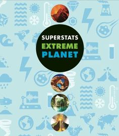Discover amazing facts about Earth! Have you ever wondered how big the tallest wave ever was? How long it would take to walk the Amazon River? What an avalanche sounds like? Find out all this and more in this fascinating book, filled with hundreds of super stats about the extreme planet we live on! (Jan 2016)