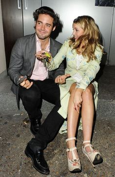 Made In Chelsea Spencer & Caggie