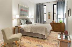 15 quartos aconchegantes e bem decorados para você se inspirar