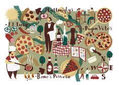 StLlouis pizza map - Lauren Radley