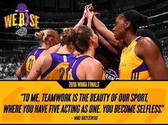 #MondayMotivation  2016 WNBA Finals are underway. Tickets available for Game 3 Fri., Oct 14 tip off 6pm at Galen Center - USC. Call 844.GO.SPARKS or visit lasparks.com. #WeRise #ComeWatchUsWork #GoSparks