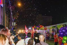 Artikel: Chingay Festival in Johor Bahru in Malaysia