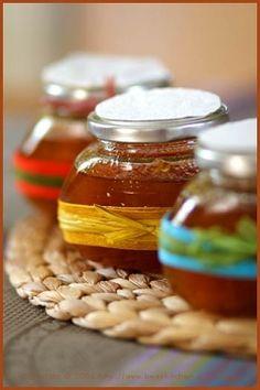 Sweet Fruity Jam Recipes #diy #jam #strawberry #pineapple #kiwi #plum #apple