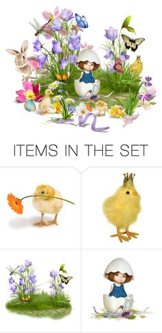 """""""An Awesome Easter"""" by freshstart60 ❤ liked on Polyvore featuring art"""