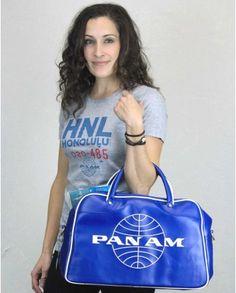 Pan Am Orion Blue Bag!