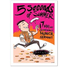 The exclusive ROWYSO Munich poster
