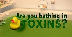 Don't Bathe in Toxins! Recipes for Healthy Bath Bombs...