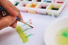 Se os seus filhos gostam de pintar, e gostam ainda mais de colocar a tinta na boca, então uma receita de tinta aquarelável atóxica pode ser exatamente o que precisa. Esta receita exige diversos ingredientes e ferramentas encontradas em ca...