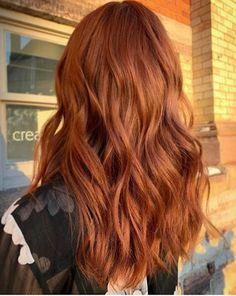 Hair Color Auburn, Red Hair Color, Brown Hair Colors, Orange Brown Hair, Brown Hair To Ginger, Copper Hair Colors, Brown Hair Dyed Red, Natural Red Hair Dye, Warm Red Hair