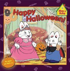 Happy Halloween! Max & Ruby